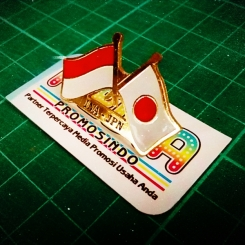 Bendera Indonesia Jepang