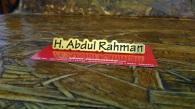 Abdul Rachman
