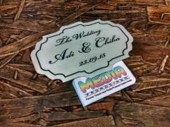 Plat Wedding / Mahar