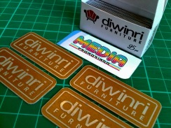 Label Diwinri Furniture