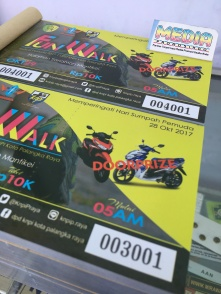 Fun Walk KNPI 10