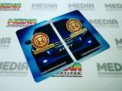 Pin Honda City Club