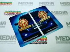 Pin Honda City Club
