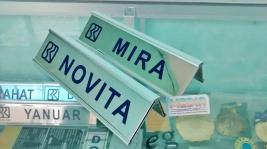 Name Desk BRI