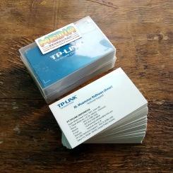 Kartu Nama TP-Link