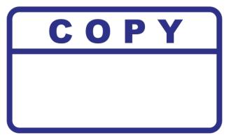 Stempel Copy