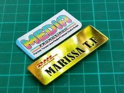 Name Tag DHL Supply Chain
