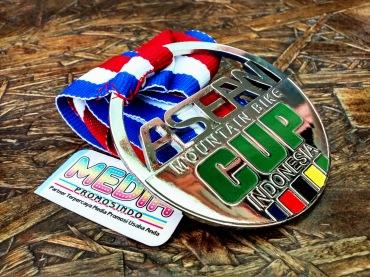 Medali Asean Mountain Bike Cup Indonesia