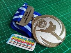 Medali Taekwondo Krom