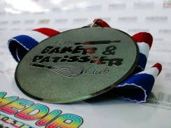 Medali STPPH Baker & Patissier Club