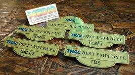 Name Tag Trac