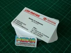 Cetak Kartu nama Liek Motor