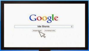 mencari ide bisnis kreatif menggunakan google