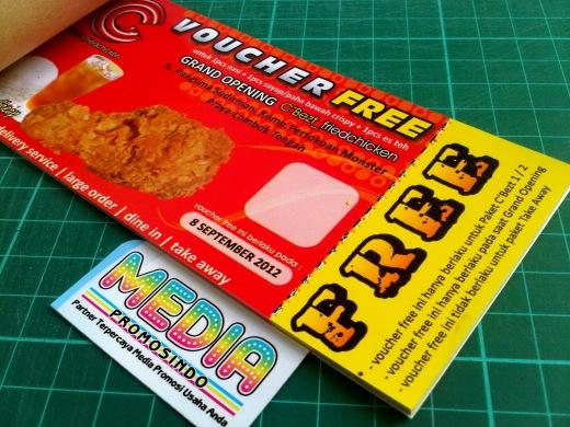 Voucher C'Bezt Fried Chicken